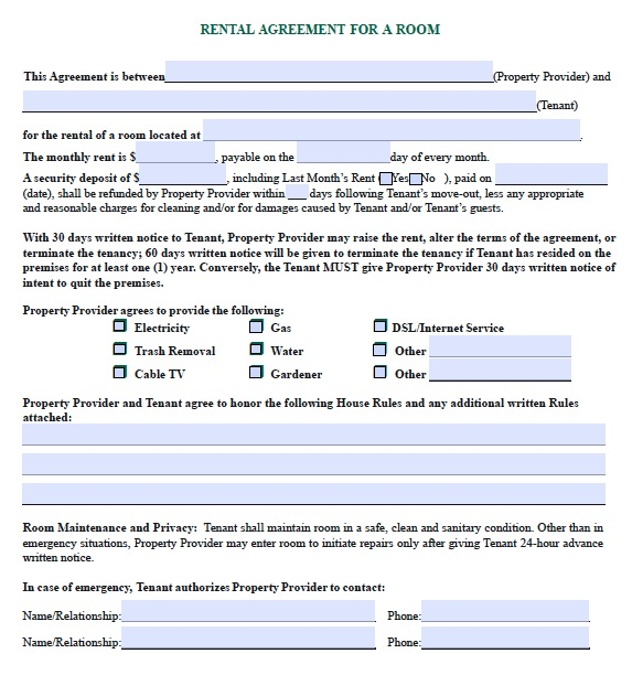 Rental Lease Agreement amp Rental Agreement Forms  EZ