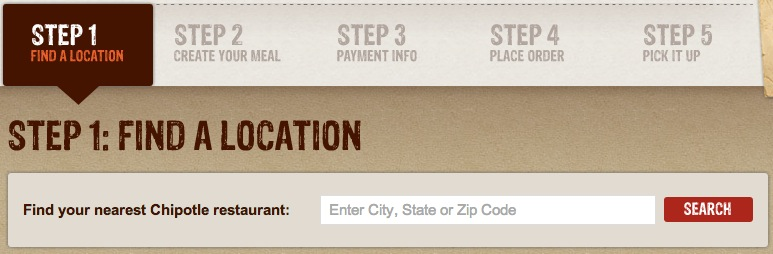 photograph about Chipotle Printable Order Form named Obtain Chipotle Fax Obtain Sort - Adobe PDF