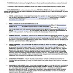 Download New York Rental Lease Agreement Forms And Templates