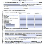 download nevada rental lease agreement forms and templates. Black Bedroom Furniture Sets. Home Design Ideas