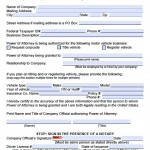 Download New Jersey Power of Attorney Forms - PDF - Word wikiDownload