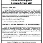 Download Georgia Living Will Forms and Templates wikiDownload