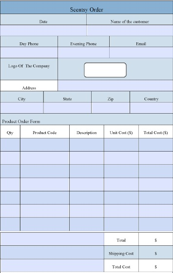 image relating to Printable Scentsy Order Form named scentsy-acquire-style - wikiDownload