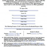 download michigan rental lease agreement templates and