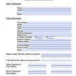 dmv bill of sale nj  Download New Jersey Bill of Sale Forms and Templates wikiDownload