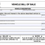 Download Oregon Bill Of Sale Forms And Templates Wikidownload