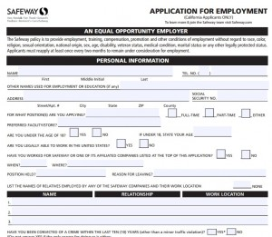 Download Safeway Job Application Forms - Fillable PDF wikiDownload on evaluate job, print job, change job, consider job, transfer job, get hired job, training job, welcome job, work job, search job, ok job, do job, applying for a job,