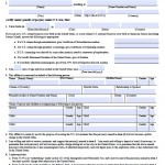 Download Fillable Form I-34 - Affidavit of Support wikiDownload