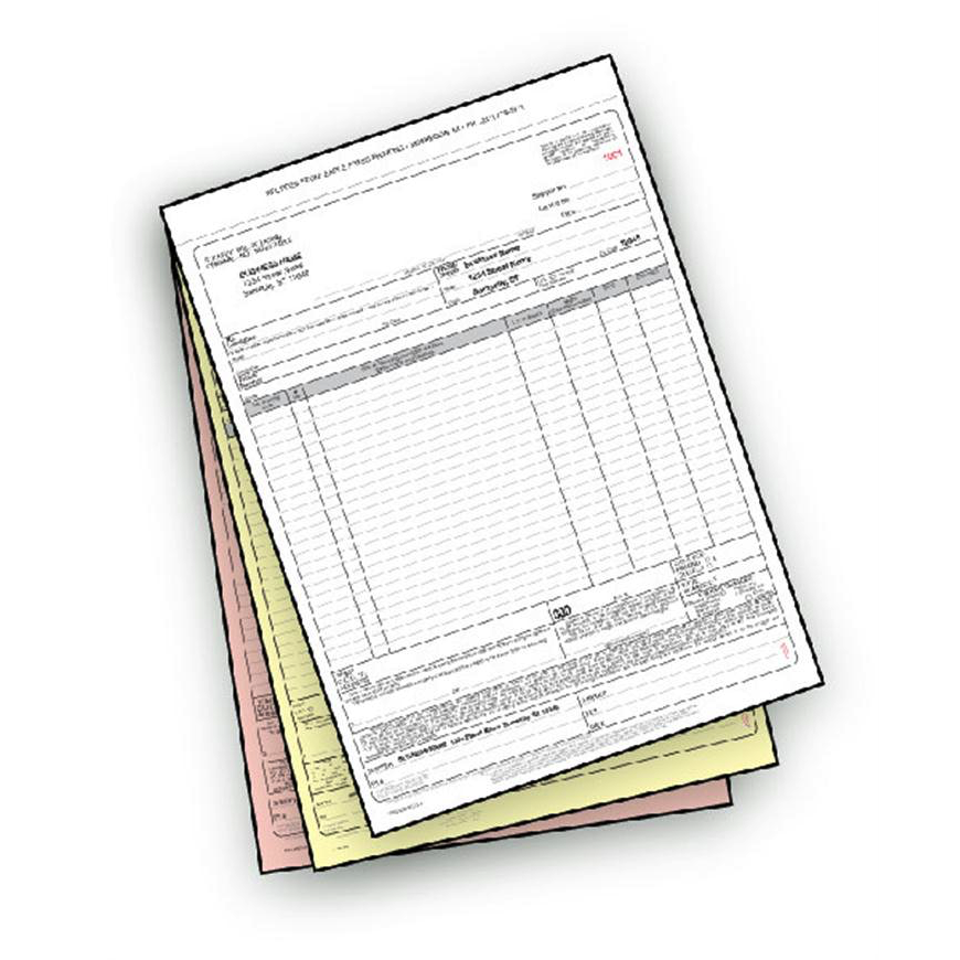 WikiDownload  Blank Bill Of Lading Form Template