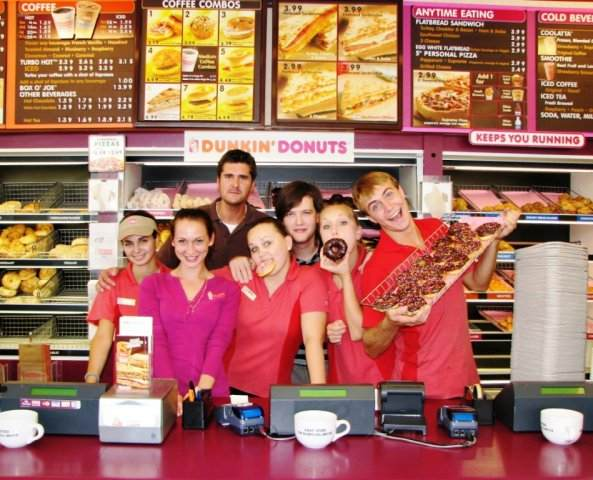 Download Dunkin Donuts Job Application Form Pdf Wikidownload