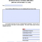 florida 3 day eviction notice free download