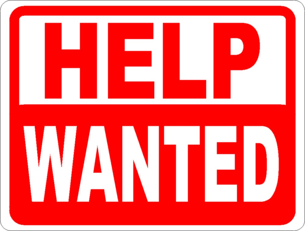 Superb Help Wanted Posters Regarding Help Wanted Template Word