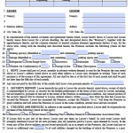 Download Illinois Rental Lease Agreement Forms And Templates Pdf