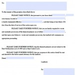 download fillable mississippi eviction notice forms notice to quit
