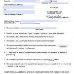 Download fillable new jersey eviction notice forms notice to quit verified complaint thecheapjerseys Choice Image