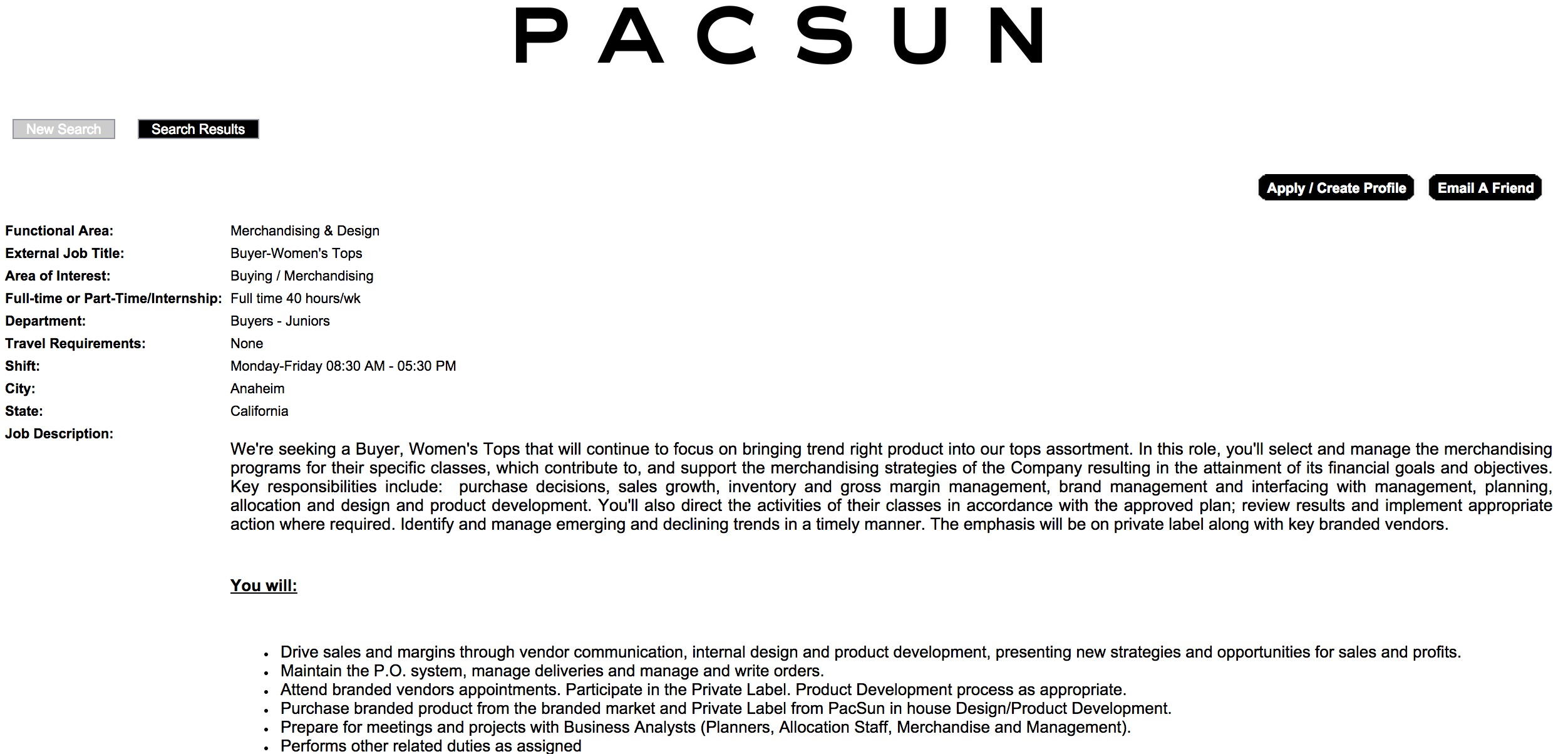 download pacsun job application form pdf template wikidownload