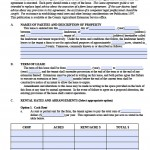 Download Tennessee Rental Lease Agreement Forms and Templates   PDF ...