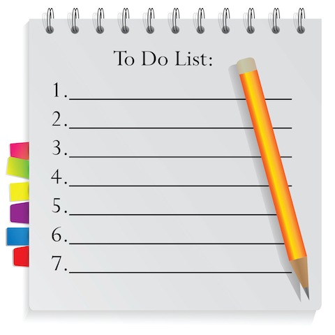 Download To Do List Template | Fillable | Pdf | Word | Excel