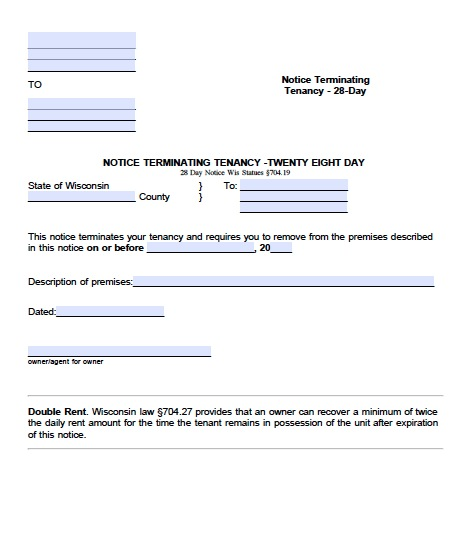Download wisconsin eviction notice forms notice to quit pdf download wisconsin eviction notice forms notice to quit pdf wikidownload thecheapjerseys Gallery